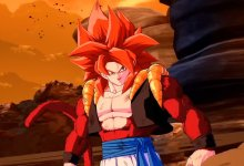Gogeta [SS4] Joins The Dragon Ball FighterZ Roster Next Week