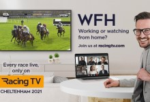 WIN! A 50″ TV and a three hundred and sixty five days's Racing TV membership!