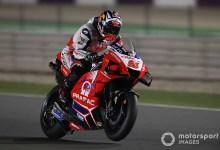Zarco feels more focused on Ducati MotoGP building now
