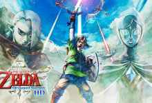 Guidelines on how to make deliver of the pick watch over stick in Skyward Sword HD