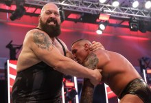 Paul Wight, additionally identified as The Mountainous Affirm, critical capabilities telephone call with WWE chairman Vince McMahon on the identical day AEW announced his signing