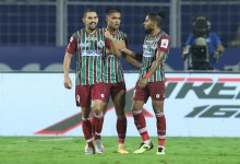 Khalid Jamil's mettlesome warriors bow down to an experienced ATK Mohun Bagan side
