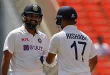 ICC Test rankings: Pant, Rohit joint-seventh; Ashwin moves up to No. 2