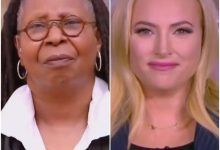 Whoopi Goldberg's Response to Meghan McCain's Solutions on Meghan Markle Is Going Viral