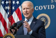 Biden will yelp states to make all adults eligible for Covid vaccine by Could perhaps maybe 1