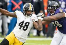 Titans agree to deal with ex-Steelers LB Dupree