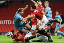 English Premier League: Manchester United, Leicester pull definite in high-four fight, Spurs lose