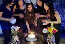 Raveena Tandon offers a sneak-search into daughter Rasha's 16th birthday bash along with her girl gang