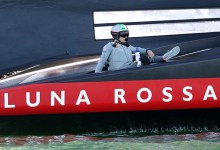 News24.com | Luna Rossa give Team NZ reality check in America's Cup opener