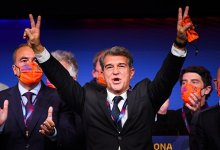 News24.com | Barca given fresh start as Joan Laporta elected new club president