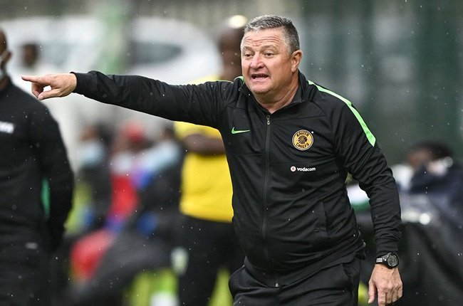 News24.com | Gavin Hunt on Chiefs' Champions League playoff chances: 'We'll take it one game at a time'