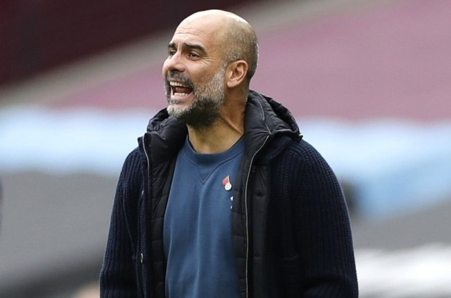 News24.com | Guardiola vows to ground Man City stars if they face quarantine