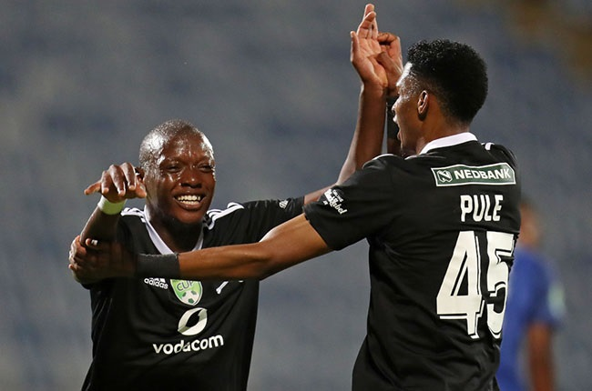 News24.com | Pirates fight back to beat Maritzburg in Nedbank Cup