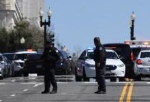 अमेरिकी संसद कैपिटल हिल पर संदिग्ध ने वाहन से दो अफसरों को कुचला, एक अफसर और ड्राइवर की मौत
