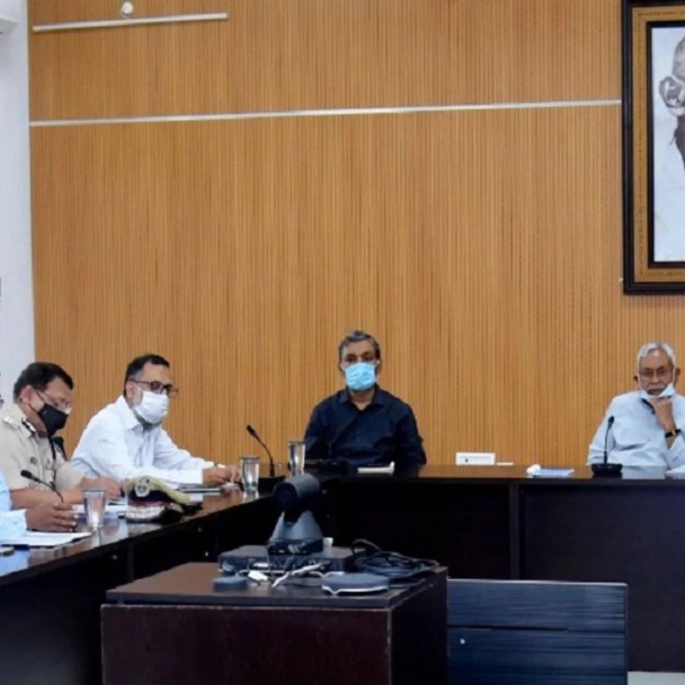 बिहार में स्कूल-कॉलेज 12 अप्रैल तक बंद: भास्कर ने कहा तो सीएम नीतीश की क्राइसिस डायरेक्शन टीम ने भी माना
