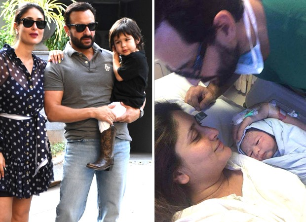 It's a baby boy! Kareena Kapoor Khan and Saif Ali Khan welcome their second child