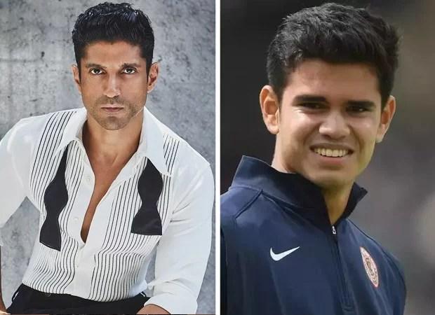 Farhan Akhtar says 'don't murder enthusiasm' of Arjun Tendulkar after Sachin Tendulkar's son's selection in Mumbai Indians for IPL 2021