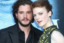 It's a boy! Game Of Thrones stars Kit Harington and Rose Leslie welcome their first child