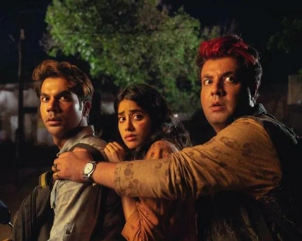 Rajkummar Rao, Janhvi Kapoor, Varun Sharma's horror-comedy renamed Roohi, film to release on March 11 in theatres