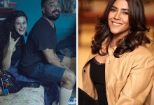 Anurag Kashyap and Taapsee Pannu reunite for Dobaaraa, to be produced by Ekta Kapoor's Cult Movies