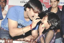 Here's how Vivek Anand Oberoi has helped more 250000 underprivileged children fighting cancer over the past 18 years