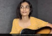 लड़की ने जादुई आवाज़ में गाया 'जश्न-ए-बहारा' सॉन्ग, सुनकर मंत्रमुग्ध हुए लोग, Video ने यूट्यूब पर मचाया तहलका