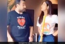 शिल्पा शेट्टी ने राज कुंद्रा से कहा 'झाडू मारो', पति ने किया कुछ ऐसा आग बबूला हो गईं एक्ट्रेस