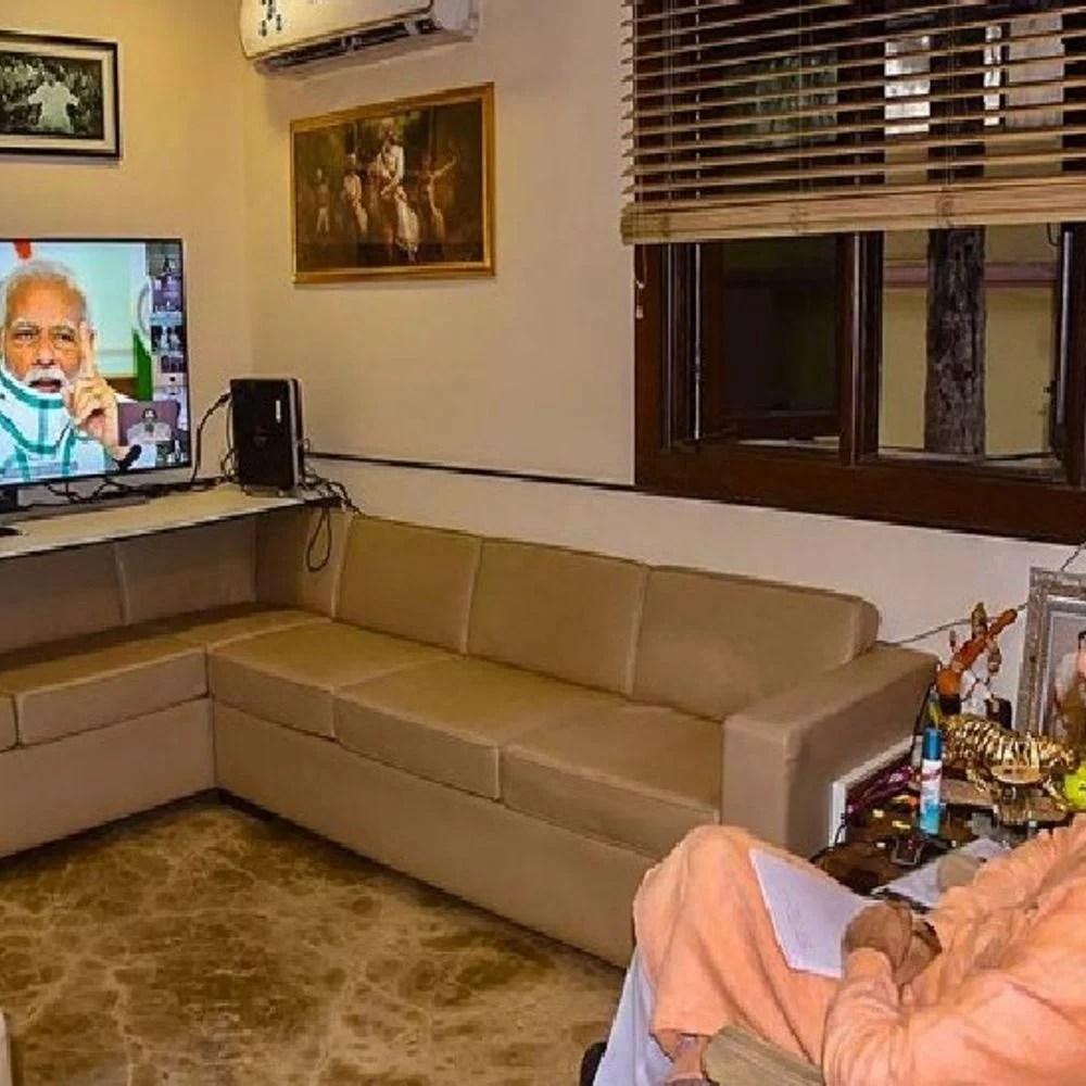 कोरोना के बिगड़े हाल: पीएम मोदी की आज मुख्य सचिवों के साथ बैठक, महाराष्ट्र के मुख्यमंत्री इन पांच मांगों को रखेंगे;  पवार बोले-केंद्र लगातार मदद कर रहे हैं