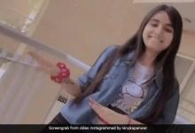 '52 गज का दामन' की सिंगर Renuka Panwar ने 'बारिश की जाए' सॉन्ग पर यूं किया डांस, देखें Video