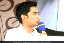 बंगाल चुनाव: अभिषेक बनर्जी बोले, 'वोट खरीदने के लिए धन बांट रही BJP, उनसे रुपये ले लें पर वोट TMC को दें'