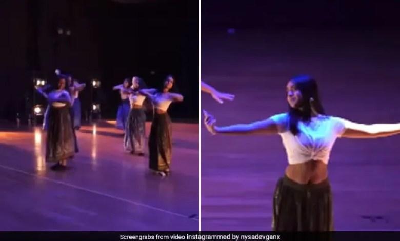 काजोल की बेटी न्यासा की परफॉर्मेंस ने जीता दिल, बॉलीवुड गानों पर स्कूल में किया खूबसूरत डांस