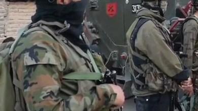 आतंकी साजिश नाकाम:जम्मू-कश्मीर के अनंतनाग में सुरक्षा बलों और आतंकियों के बीच मुठभेड़; दो आतंकी ढेर किए