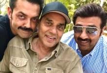 अपना 2 शूट स्थगित;  फिल्म निर्माता अनिल शर्मा का कहना है कि समय पर फिल्म पूरी करने से ज्यादा महत्वपूर्ण धर्मेंद्र की सेहत है
