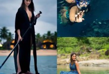 Big Bull actress Ileana D'Cruz is the biggest water baby in the industry, and here's proof — view pics