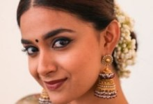कीर्ति सुरेश की मील का पत्थर फिल्म की शूटिंग अचानक प्रशंसकों को रद्द कर दी