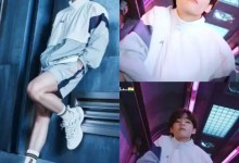BTS: Kim Taehyung's smouldering expressions in a new footwear campaign has sent ARMY fangirls hearts racing —  view pics