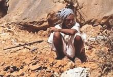 अजमेर में पशुप्रेम का अनूठा उदाहरण: मगरे के माउंटेन मैन ने दस साल तक अकेले पहाड़ी को काटकर बना ही दिया मवेशियाें केे लिए तालाब तक पहुंचने का रास्ता बनाया।