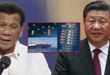 Philippines tells China to mind its own business, refuses to stop South China Sea patrols