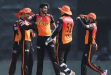 IPL 2021: Lowest total at Chennai pitch by Punjab Kings as regular strikes from Sunrisers restrict them to 120