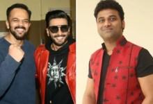 रणवीर सिंह और रोहित शेट्टी सिर्कीस के लिए बोर्ड पर 'सेती मार' के हिटमेकर देवी श्री प्रसाद को लाए