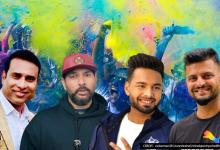 From Rishabh Pant to Suresh Raina, cricket fraternity extends Holi greetings to fans