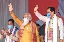 ABP Opinion Poll: असम में BJP-CONG गठबंधन के बीच कांटे की टक्कर, UPA का वोट 10% बढ़ने का अनुमान