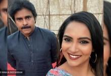 Pawan Kalyan welcomes 'Bigg Boss' fame Himaja on 'PSPK 27' sets with handwritten letter