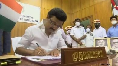 MK Stalin signs 5 orders on Day 1 as TN CM; free bus travel for women, COVID aid approved