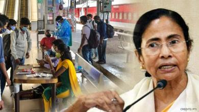 West Bengal: Negative RT-PCR report mandatory for those arriving by train, says Railways