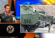 US asks Russia to explain Ukrainian border 'provocations', massive military build-up