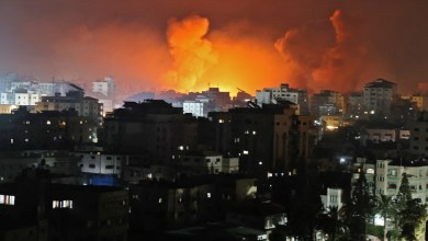 Deaths in Gaza as Israel launches 'most intense raids yet': Live
