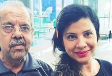 संभावना सेठ ने अपने पिता के निधन के लिए अस्पताल को जिम्मेदार ठहराया;  कानूनी कार्रवाई करने के लिए अभिनेत्री