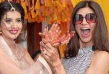 'I'm going to be a bua': Sushmita Sen shares adoring message for mother-to-be Charu Asopa