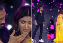 Video: शिल्पा-सुनील शेट्टी ने किया Dhadkan के आइकोनिक सीन को रीक्रिएट, गाने पर दिए जबरदस्त एक्सप्रेशन